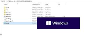 Windows 10 Splash screen