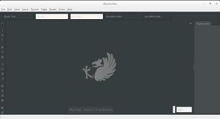 BlueGriffon 2.0 interface