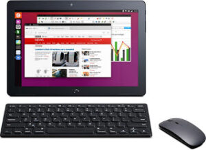 Ubuntu Tablet! Also a PC!