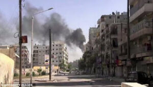Living in madness, Tripoli under siege