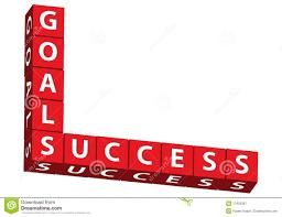 Goals and success