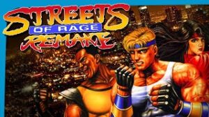 Streets of Rage 5 Remake review and download