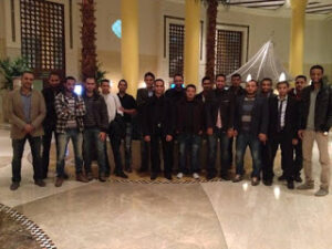 تجربتي في شركة شلمبرجير ليبيا
