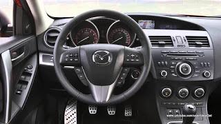 كرسي قيادة سيارة أحلامي - Mazda RX-8