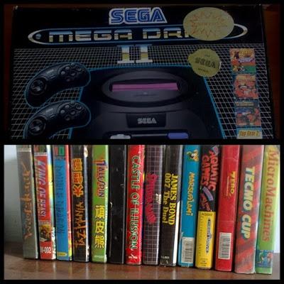 رحلة الذكريات مع جهاز Sega Mega Drive 2